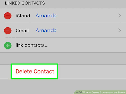 5 Easy Ways to Delete Contacts on an iPhone wikiHow