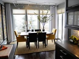 Dining Room Amazing Cozy With Wavy Ceiling Lamps Racks From Artistic Chandelier For