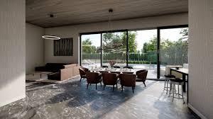 visualisierung doppelhaus wien estate render