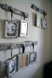 Decorative Wall Hanging Hooks Hangers Rustic Decor Ideas