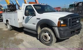 100 Super Service Trucking 2007 Ford F550 Duty Service Truck Item I1343 SOLD