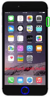 Apple iPhone 6 Plus Soft Reset Hard Reset