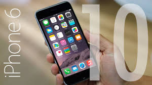 Top 10 iPhone 6 New Features