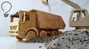 100 Wooden Truck Dump YouTube
