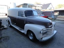 Pick-up Trucks-chevrolet Panel Truck | Joop Stolze Classic Cars