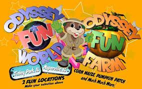 Odyssey Pumpkin Patch Groupon by Odyssey Fun World