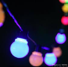 10 m led large bulb outdoor string lights waterproof lights