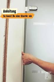 glastür einbauen glastür renovierung sanierung
