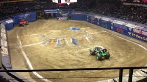 100 Monster Trucks Nashville Jam 2017 TN YouTube