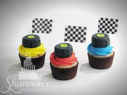 Monster Truck Cupcakes With A Rice Krispie Treat Monster Truck Tire ... Cutest Little Things Have A Wheelie Great Birthday Monster Truck Cakes Decoration Ideas Little Monster Truck Party Racing Candy Labels Themed Cake Cakecentralcom Chic On Shoestring Decorating Jam Blaze Birthday Cake Just Put Your Favorite Monster Trucks To Roses Annmarie Bakeshop Gravedigger Byrdie Girl Custom 12 Balls Are Better Than 11 Simple Practical Beautiful Central I Pad