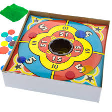 Tiddledy Winks Tiddlywinks Target Game