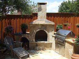 Outdoor Patio Fireplace Designs The Home Design Pick e The