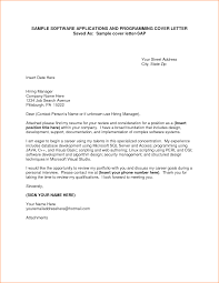 Gorgeous Ideas How To Address A Cover Letter Without Contact