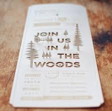 20 Must See Rustic Wedding Invitations