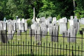 Halloween Cemetery Fence by Haunted Connecticut Part 1 Connecticut Post