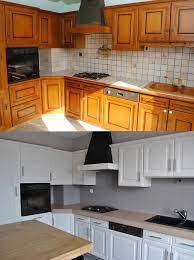 renovation meuble de cuisine idée relooking cuisine rénover une cuisine rustique les petits