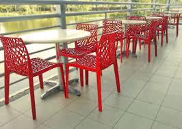 Outdoor Cafe Furniture Restaurant Chairs Unique Singular Ideas