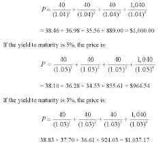 Sinking Fund Calculator Weekly by An Introduction To Bonds Bond Valuation U0026 Bond Pricing
