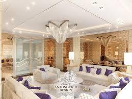 das schönste wohnzimmer interieur luxus antonovich design