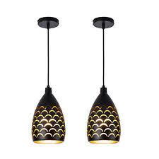 leuchten leuchtmittel 2x pendelleuchte schwarz gold design