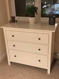 Ikea Hemnes Dresser 3 Drawer White by Ikea Hemnes Chest Of 3 Drawers White In Kingswells Aberdeen