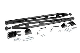 Traction Bar Kit For 15-18 4WD Ford F-150 Pickups [1070A] | Rough ... Bds Suspension Recoil Traction Bars Ladder Bar Ozrax Australia Wide Ute Gear Accsories Racks Buy For Lifted Trucks How To Diesel Power Magazine Installed Dodge Truck Resource Forums Rough Country Pocket Fender Flares Riveted And Smooth Longhorn Fab Shop Kit Sportsman Spotlight Marco Guerros Lspowered Joker Tips Home Made Ladder Bars Bombers