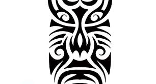 African Tribal Tattoos Meaning Warrior Tattoo Fantastic