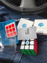 gan siege gan air sm great out the box not much work need cubers