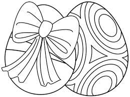 Coloring Pages For Easter Eggs 18 Free Printable Egg The Kids
