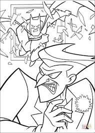 Click The Batman And Joker Coloring Pages To View Printable