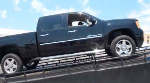 Late Model Trucks Put To The Test, Chevy Vs Ford Vs Dodge Throwdown ...
