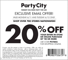 Saving 4 A Sunny Day: Two Days Only! Save 20% At Party City ... The Childrens Place Coupon Code Save 40 Free Shipping Place Coupon Code Canada Northern Tool Coupons Competitors Revenue And Employees Best Retail Stores To Buy Affordable Kids Clothing Clothes Baby Jj Games Codes Recent Coupons Bed Bath Beyond Pe Free Shipping Codes 2016 Database 2017 Posterxxl Nascar Speedpark Seerville Tn Justice 60 Off