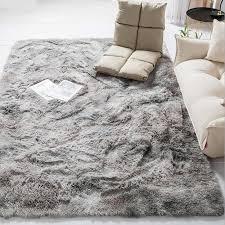 2020 moderne nordic tie färben gradienten teppich schlafzimmer wohnzimmer rechteckigen teppich vielfältigen weichen bequemen bereich teppich grau