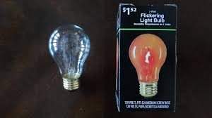 walmart flickering light bulbs