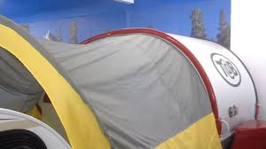 T@B Trailer Awning, Setup. Excellent Shade Awning For Your Tab ... Awning Dometic Diy Rv Room Cabana Screen Question U Or Made From Ripstop Tarp And Keder Rope Took About A Hour To Fabric Replacement For Rooms Add A Patio Awnings Side Mount Tent By Chrissmith Ideas Haing Vintage Trailer The Villa Enclosure Completely Reversible Years Of Enjoyment Retractable With Installation New Freedom Cafree Of Spacious Private From Power Shop