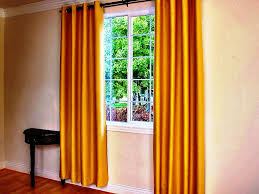 blue and yellow kitchen curtains Yellow Kitchen Curtains for