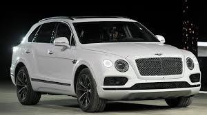 2017 Bentley Bentayga Review: A Pinnacle SUV In Every Way | Fortune Carscoops Bentley Truck 2017 82019 New Car Relese Date 2014 Llsroyce Ghost Vs Flying Spur Comparison Visual Bentayga Vs Exp 9f Concept Wpoll Dissected Feature And Driver 2016 Atamu 2018 Coinental Gt Dazzles Crowd With Design At Frankfurt First Test Review Motor Trend Reviews Price Photos Adorable 31 By Automotive With Bentley Suv Interior Usautoblog Vehicles On Display Chicago Auto Show
