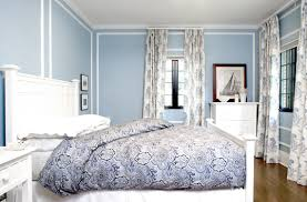 what color goes with light blue curtains to go with pale blue