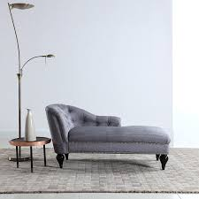 100 Small And Elegant Details About Modern And Size Chaise Lounge For Living Room Bedroom Light Grey