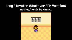 Earthbound Halloween Hack Plot by Undertale Long Elevator Whatever Edm Remix Youtube