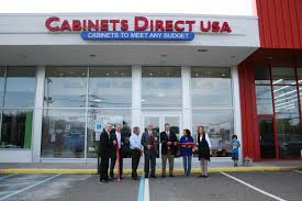 Fabuwood Cabinets Long Island by Ribbon Is Cut At Cabinets Direct Usa News Tapinto