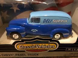 100 43 Chevy Truck ERTL 1950 Panel 1 MIB EBay