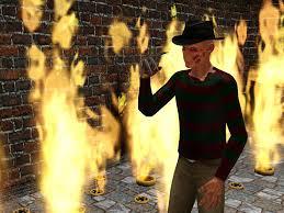 Printable Freddy Krueger Pumpkin Stencils by Mod The Sims Freddy Krueger