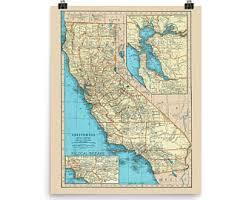California Surf Poster Print