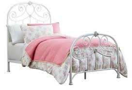 Metal Bed Full by Hurwitz Mintz Furniture Metal Beds Upholstered Beds