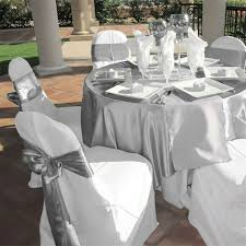 5-100PCS Taffeta Chair Cover Satin Sashes Bow Wedding Party Banquet ... Chair Covers And Table Cloth To Use Black And White Affair Party Covers Sashes First Impressions Linen Pretty Natural Rustic Woodland Pale Blue Wedding Decor Info Table Specialty Linens Chaircovers Cover Rentals Rental Beyond Elegance For 14 X 120 Burlap Boutique Event Fniture Hire Harry The Hirer Contempo Providing High Quality With Amazoncom Sparkles Make It Special 50 Pc Spandex Folding Arched Tables Chairs Time Tree Centrepiece In Kent Sussex Surrey Ldon