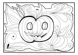Large Size Of Coloring Pagesexcellent Halloween Page Pdf New Pages Endearing