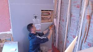 how to install shower surround tile backer board part 2 durock