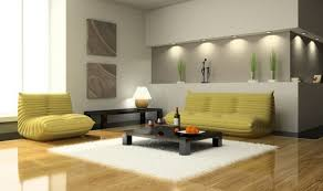 Living Room Medium Size Modern Yellow Sofas On The Wooden Floor Granite With White
