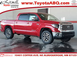 100 Nm Car And Truck New Toyota Tundra S For Sale In Albuquerque NM 87199 Autotrader